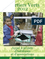 Guide Quartiersverts 2012