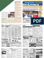 Jornal DoLitoral Paranaense - Edição 33 - Caderno Negócios 33 - setembro 2005