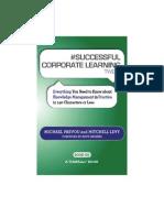 #SUCCESSFUL CORPORATE LEARNING tweet Book05