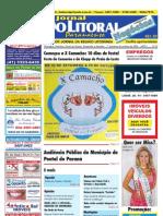 Jornal DoLitoral Paranaense - Edição 34 - Online - outubro 2005