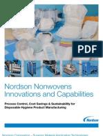 Nordson Nonwovens Capabilities Brochure