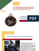 Oboseala La Volan - Factor de Risc in Producerea Accidentelor Rutiere