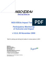 NGO-IDEAs Impact Toolbox