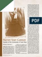 Harriet Starr Cannon