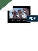 Sun in Sextans 2012