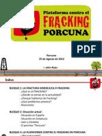Presentación Fracking Porcuna