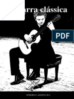 Revista Guitarra Clássica n8