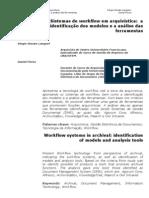 Artigo - Os Sistemas de workflow em arquivística