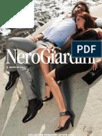 Catalogo primavera/estate 2012 Nero Giardini