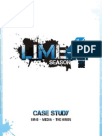 LIME 4 Case Study the Hindu