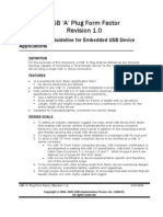 CCWG a Plug Form Factor Guideline Revision 1.0