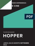 Ciclo de Cine Hopper en el Thyssen-Bornemisza