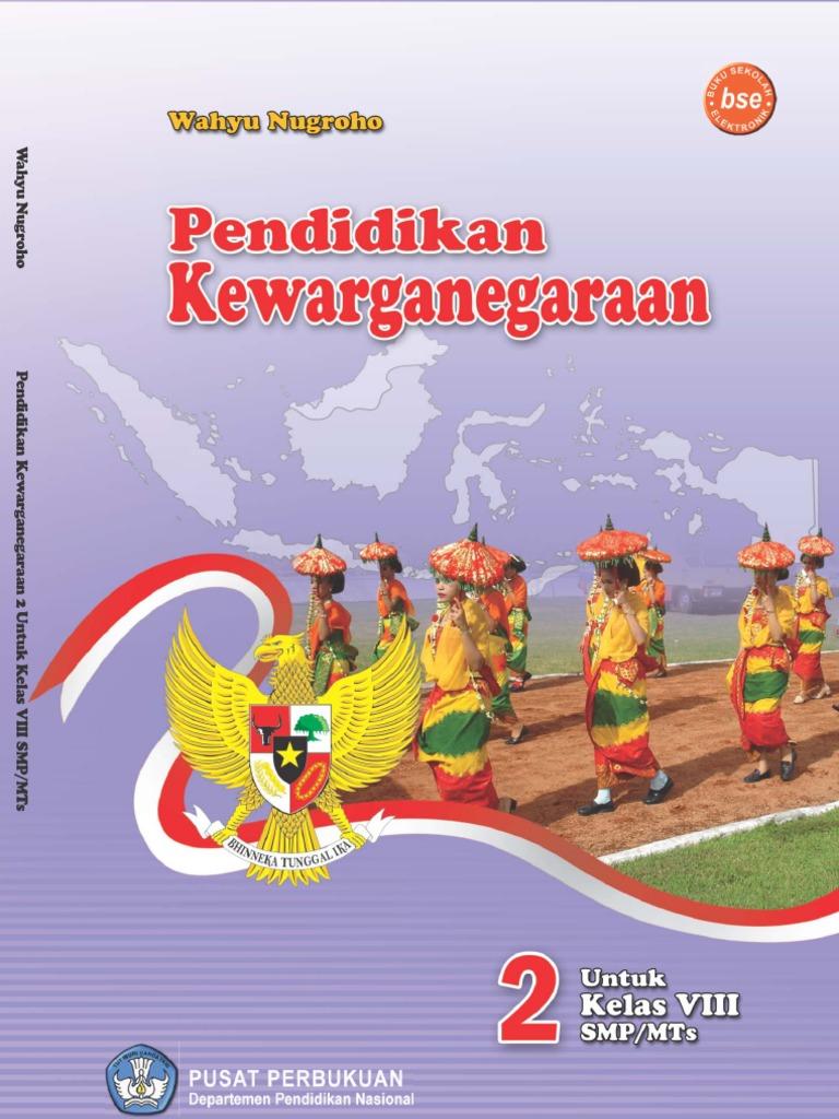 Bukubse Belajaronlinegratis Com Kelas 8 Pkn Wahyu Nugroho 1
