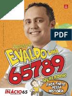 Panfleto Principal Professor Evaldo Lima 65789