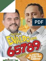 Santinho Professor Evaldo Lima e João Ananias 65789