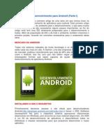Introdução ao Desenvolvimento para Android