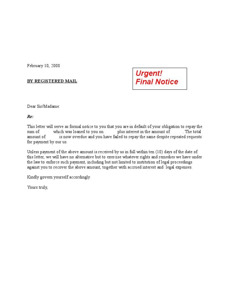 Payment demand letter 1534213563v1 altavistaventures Gallery