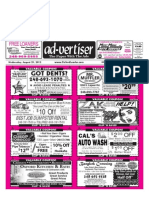 Ad-Vertiser, August 29, 2012