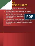 DOENÇAS CARDIOVASCULARES E RCP