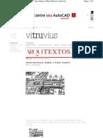 Arquitextos-Infra e Planodiretor