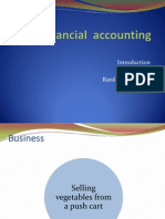 Financial Accounting Introduction