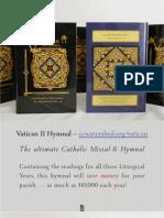 Ultimate Roman Catholic Hymnal 300_375