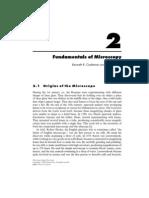 Fundamentals of Microscopic Imaging