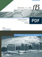 CAHIER Tarifs 2012-2013 Frontera Blanca