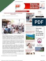 28-08-2012 Periódico Express de Nayarit - Implementa Roberto Sandoval estrategia alimentaria