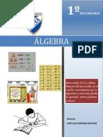 Practica Algebra Primer Grado