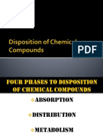 Disposition of Chemicals