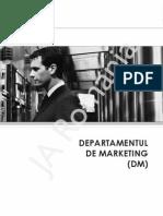 Departamentul de Marketing