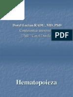Curs Hematopoieza
