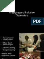 Discussion Slides for UD Workshop 29 August 2012