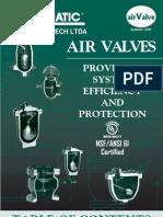 Generalidades Válvulas de Control de Aire Valmatic