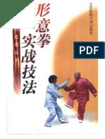 Xingyiquan Shizhan Jifa.Zhang Tong