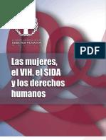 16 Cartilla Mujeres VIH Sida DH
