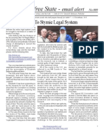 009 - Landmark Case to Stymie Legal System