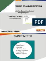 Smart Metering Standardization_TARUN_U_L&G - IEEMA