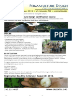 PDC 2012 Brochure - One Pager