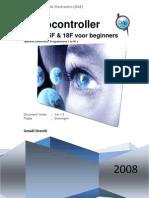 DAE Microcontroller 2008 16F & 18F Ismael Drenth