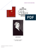 The Annotated Alice-The Definitive Edition_0393048470