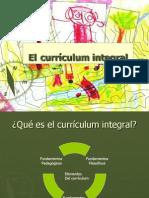 Curriculum+Integral