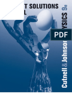 Physics 9th Edition - Solutions
