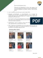 Jornada Informativa (28/08/2012)