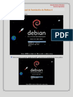 Manual de Instalacion Debian Tar