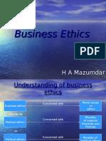 Ethics Icfai