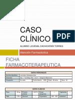 Atencion Farmaceutica - Caso Clinico