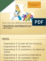 Malditas Matematicas