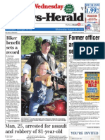 News-Herald Front Page 8-29